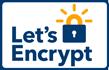 Website SSL secured by Let's Encrypt 256-bit data encryption