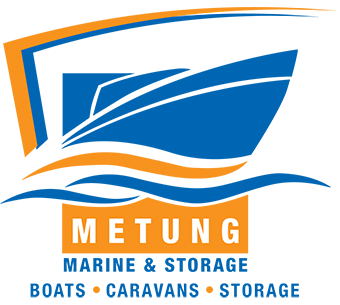 Metung Marine and Storage official business logo