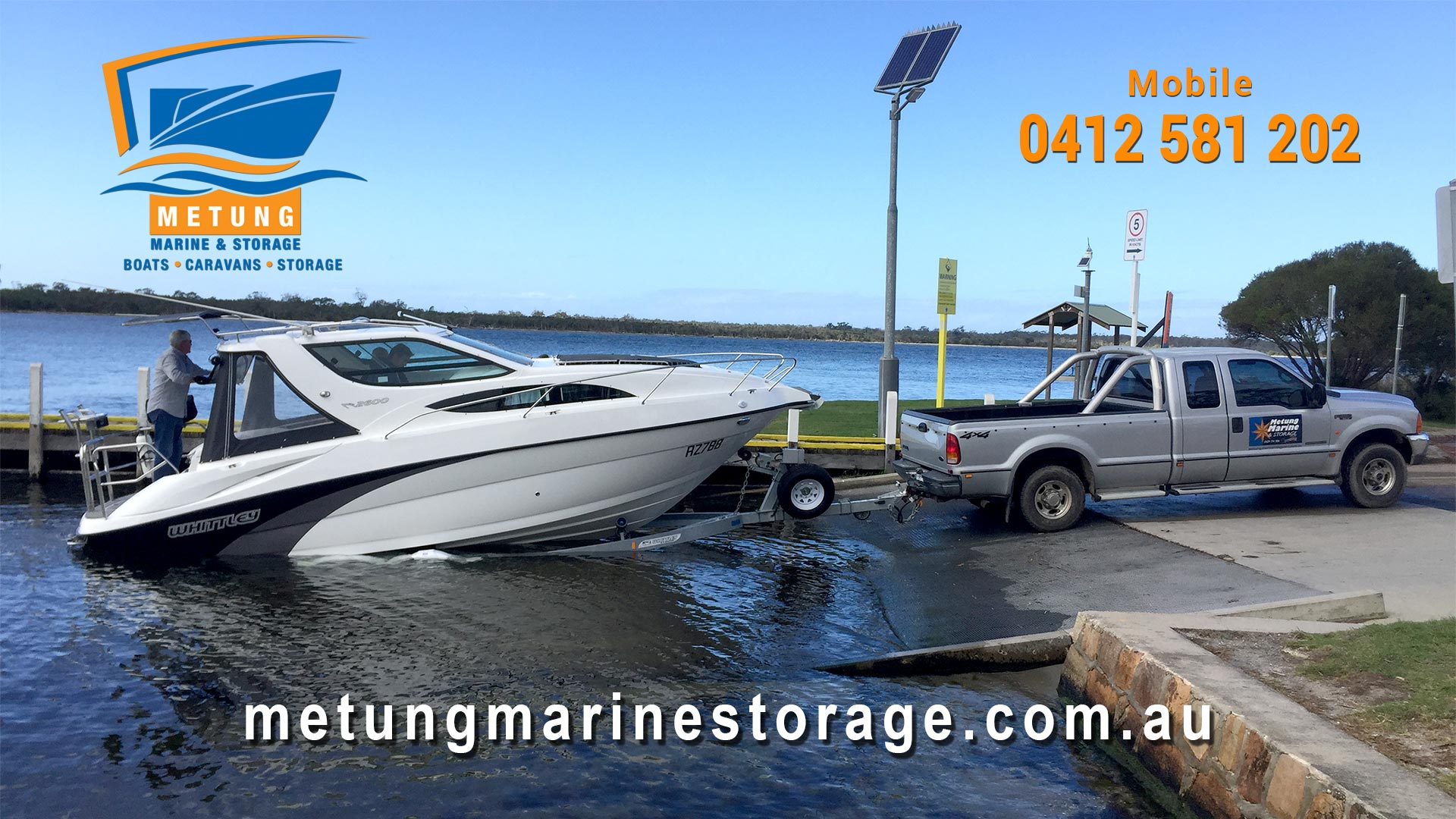 Metung Marine and Storage in East Gippsland