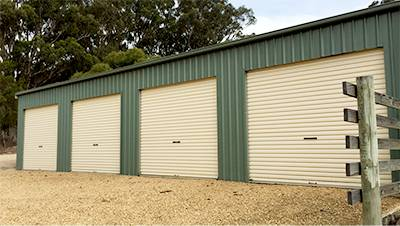 Self Storage Units for Personal Property